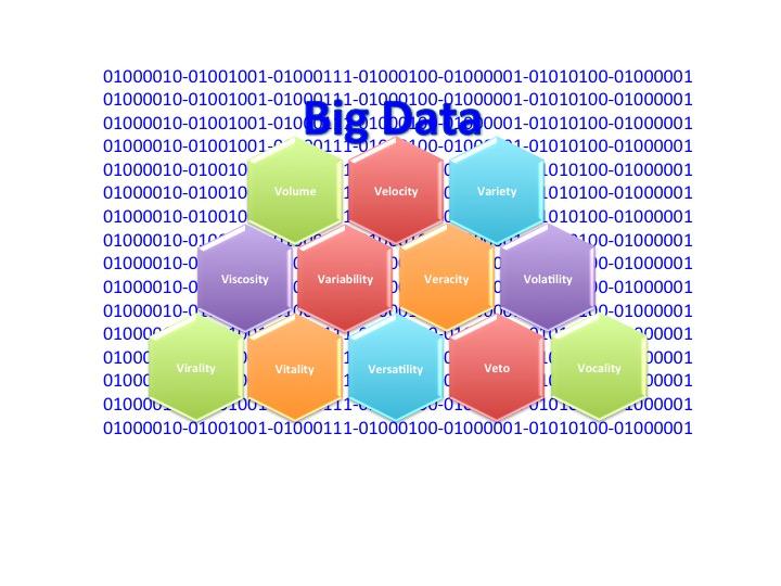Big Data Vs