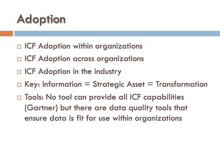 ICF 13 - Adoption