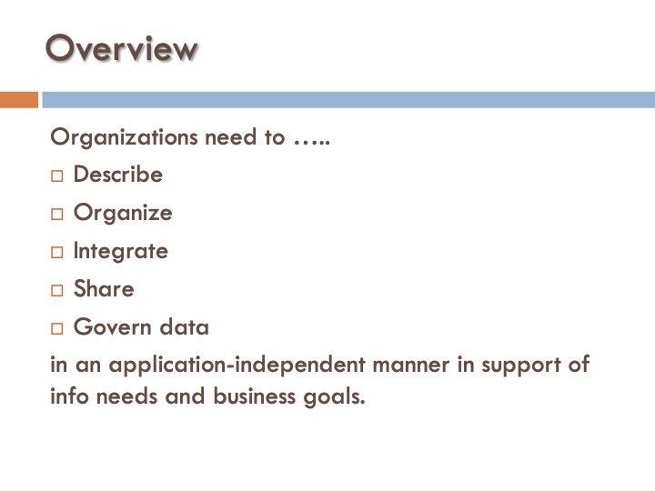 ICF 5 - Overview