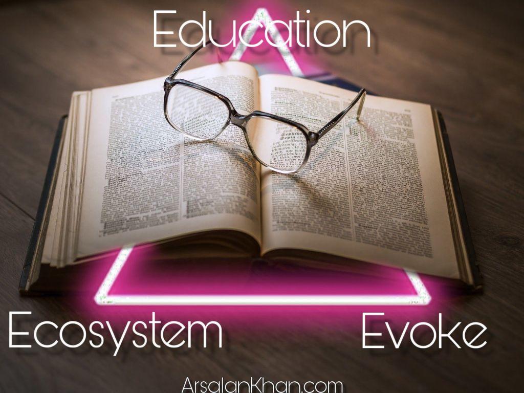 Education - Ecosystem - Evoke